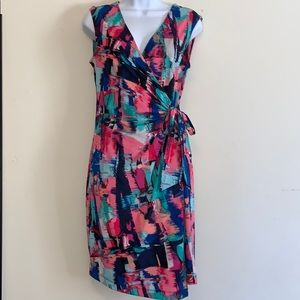 BCBGMAXAZRIA dress size medium